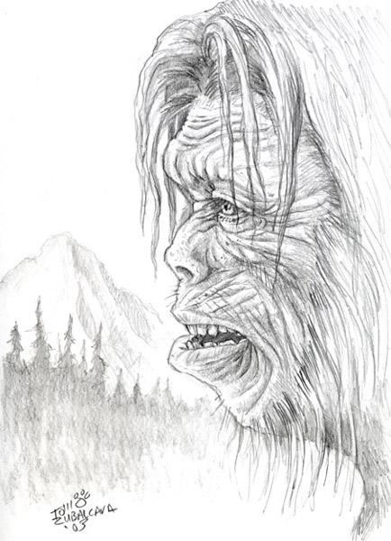 DSG 239: Creature: Sasquatch/Yeti/Big Foot
